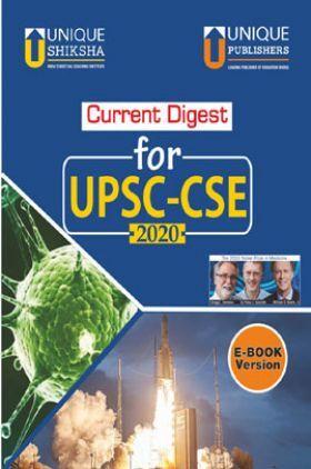 Current Digest For UPSC-CSE 2020