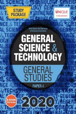 General Science And Technology GS Paper-I 2020