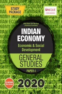 Indian Economy (Economic & Social Development) GS Paper-I 2020