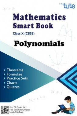 Mathematics Smart Book Polynomials For Class X (CBSE)