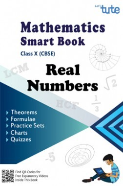 Mathematics Smart Book Real Numbers For Class X (CBSE)