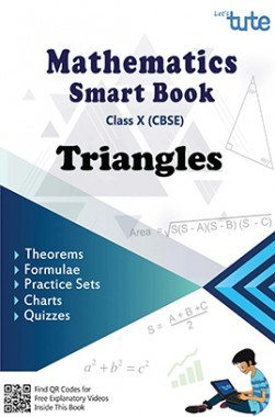 Download CBSE Mathematics Smart Book For Class 10 Triangles by Let's tute  PDF Online