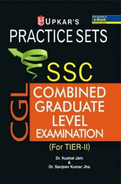 Practice Sets SSC CGL Examination (for TIER-II)