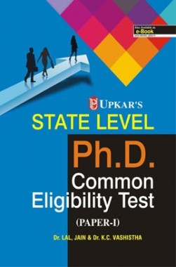 State Level Ph. D. Common Eligibility Test (Paper-I)