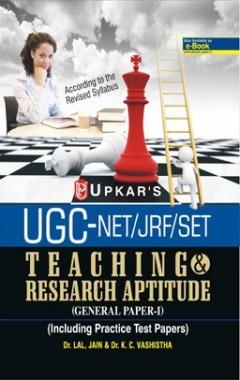 U.G.C.-NET/JRF/SET Teaching & Research Aptitude (General Paper-I)