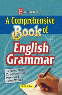 Download A Comprehensive Book on English Grammer by Dr B B