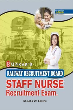 Download R R B  Staff Nurse Recruitment Exam by Dr  Lal, Dr