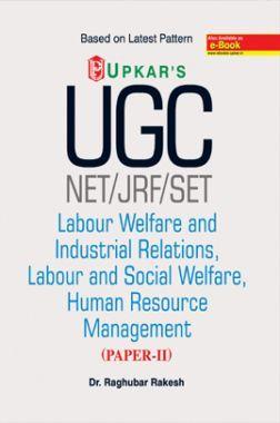UGC NET /JRF /SET Labour Welfare & Industrial Relations, Labour & Social Welfare, Human Resource Management (Paper-II)