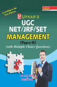 UGC-NET /JRF /SET Management (Papers-II)