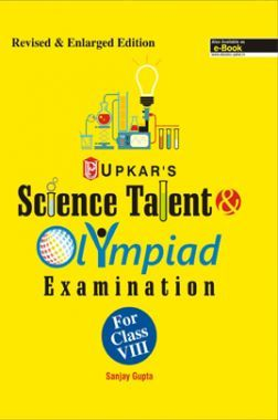 Science Talent & Olympiad Exam. For Class - VIII Revised Edition