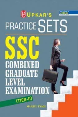Practice Sets SSC Combined Graduate Level (Tier-II)