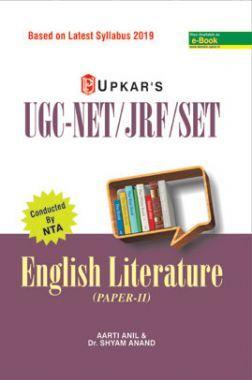 UGC NET /JRF / SET English Literature (Paper-II)