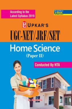 UGC NET /JRF / SET Home Science (Paper-II)