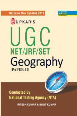 UGC NET /JRF / SET Geography (Paper-II)