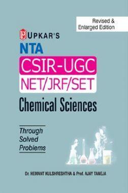 CSIR-UGC NET/JRF/SET Chemical Sciences (Through Solved Problems)