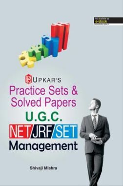 UGC NET/JRF/SET Management Practice Sets & Solved Papers