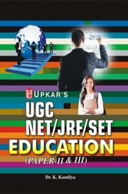 UGC-NET/JRF/SET Education (Paper II & III)