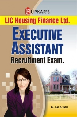 LIC Housing Finance Ltd. Executive Assistant Recruitment Exam