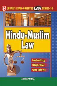 Hindu-Muslim Law