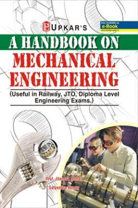 A Handbook On Mechanical Engineering