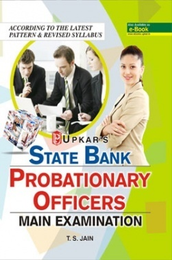 State Bank Probationary Officers Main Examination