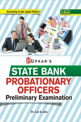 State Bank Probationary Officers Preliminary Examination