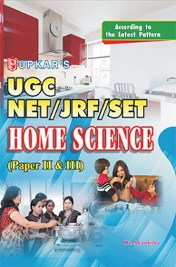 UGC NET/JRF/SET Home Science (Paper-II And III)