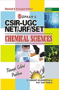 Download CSIR-UGC NET/JRF/SET Chemical Sciences by Dr