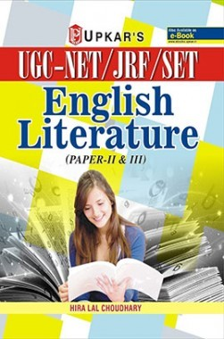 UGC NET/JRF/SET English Literature (Paper-II And III)