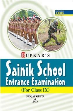 Sainik School Entrance Exam (For Class IX)