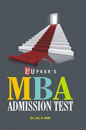 M.B.A. Admission Tests