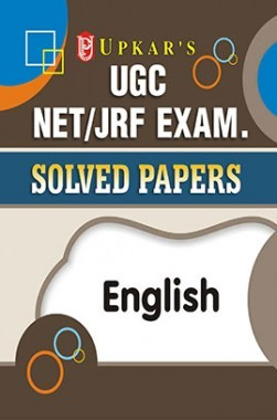 UGC NET/JRF Exam. Solved Papers English