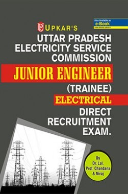 Uttar Pradesh Electricity Service Commission Junior Engineer (Trainee) Electrical Direct Recruitment Exam