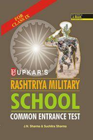 Rashtriya Military school common Entrance Test