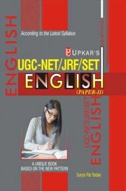 UGC-NET/JRF/SLET English (Paper-II)