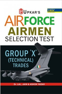 Download Air Force Airmen Selection Test Group 'X' (Technical)
