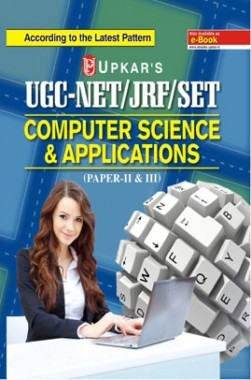 UGC NET /JRF /SET Computer Science and Applications (Paper II & III)