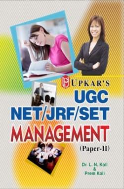 UGC-NET /JRF /SET Management (Paper-II)
