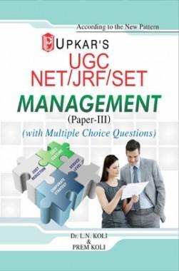 UGC NET /JRF /SET Management (Paper-III)