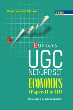 UGC NET /JRF /SET Economics (Paper II & III)