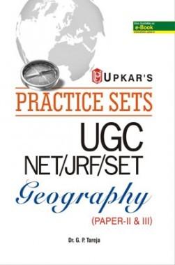 Practice Sets UGC NET /JRF /SET Geography Paper- II & III