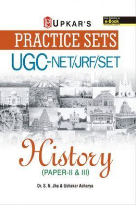 Paractice Sets UGC-NET /JRF /SET History (Paper-II & III)