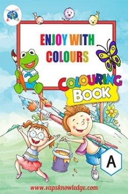 Colouring Book A