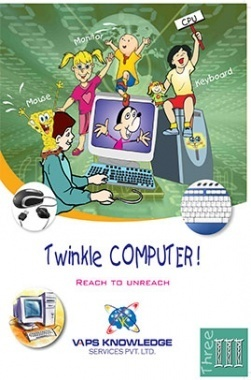 Twinkle Computer 3RD STD