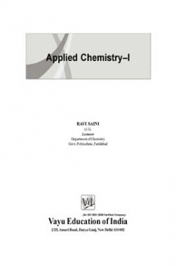 Applied Chemistry I