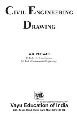 Civil Engineering Drawing By A.K. Purwar