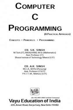 Computer C Programming