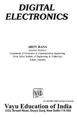 Digital Electronics By Arun Rana