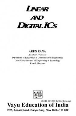 Linear and Digital ICs By Aruna Rana