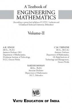 A Textbook of Engineering Mathematics-II